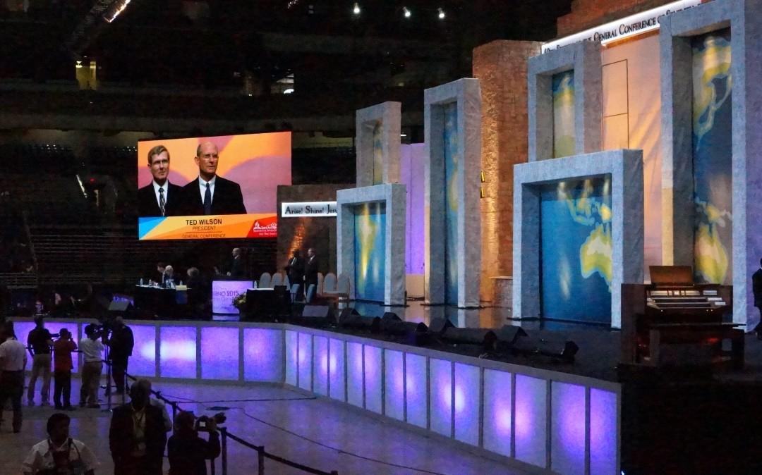 Minutas da Conferência Geral 2015