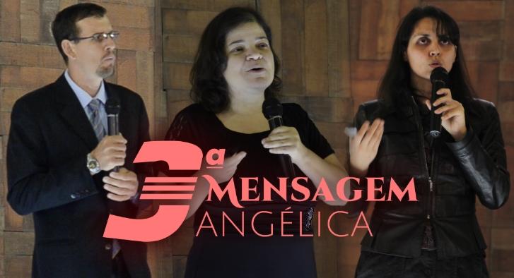 Terceira Mensagem Angélica
