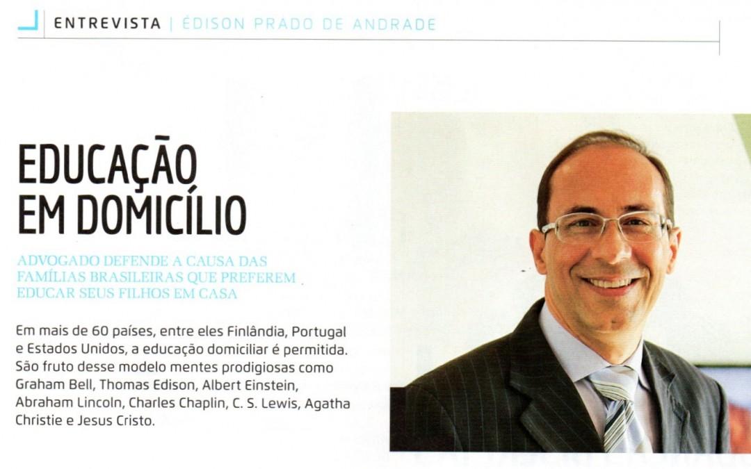 Revista Adventista sobre Educação Domiciliar