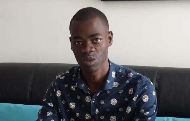 Gabriel Ex-Satanista de Angola