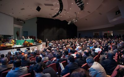 Minutas do Concílio Anual: Como Lidar com os Campos Rebeldes
