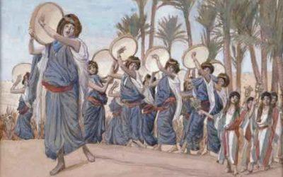 Tambores no Salmo 150?