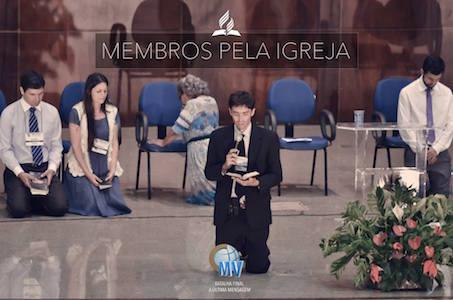 Oração Pastoral pela IASD