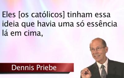Trindade Católica e Trindade Bíblica