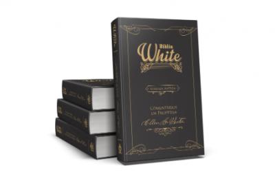 Lançamento Bíblia White – Pré-Venda