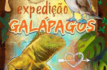 💑 Romance Juvenil em Galápagos