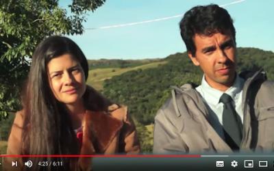 Testemunhos em Capitólio – Giovane, Carol e Humberto, Valdomiro
