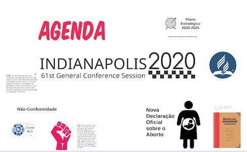 A Agenda de Indianápolis 2020