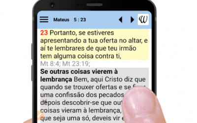 Lançamento Android: App Bíblia White