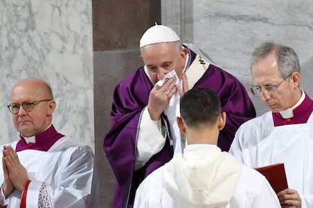 Coronavírus adia Pacto Global do Vaticano 🦠
