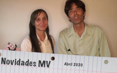 Novidades MV Abril 2020