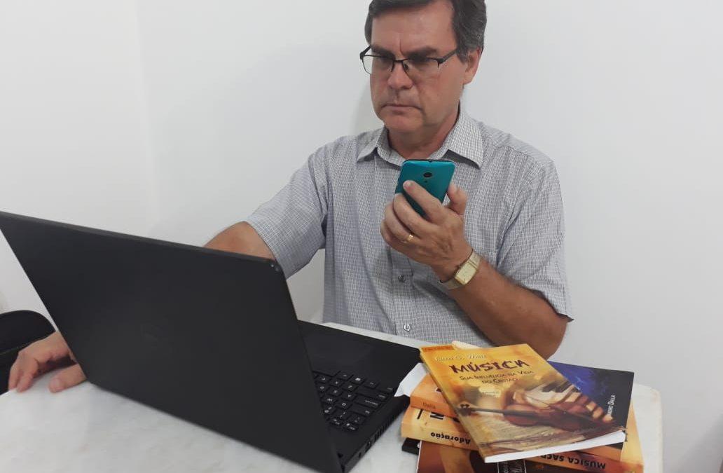 Seminário Bíblia e Ciência – Hélio Pothin