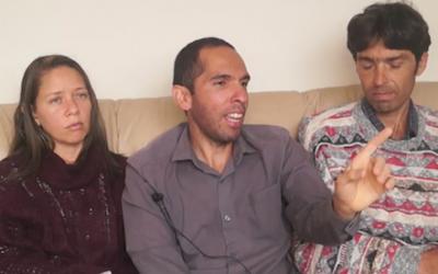 A Verdade Presente em Chega em Caruaru –  Emanuel e Viviane