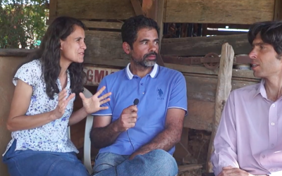 Clarice e Renato – A Luta pela Educação Domiciliar