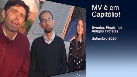 MV em Capitólio: Inscrições Abertas para Setembro