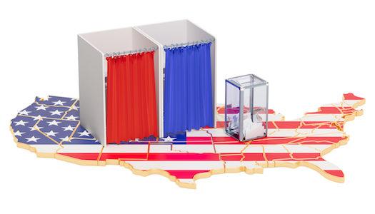 A Tempestade das Eleições Americanas se Aproxima