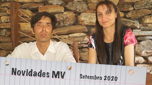 Novidades MV – Setembro 2020