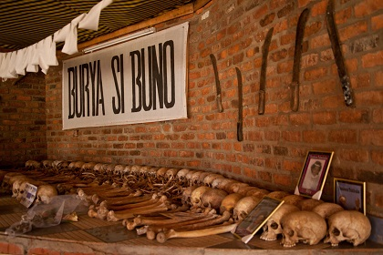 O Genocício de Ruanda 🇷🇼 e a Liderança Adventista