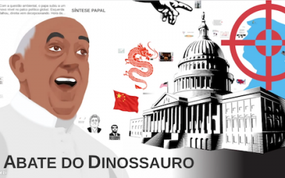 O Abate do Dinossauro 🦖  EGW, Biden e a China