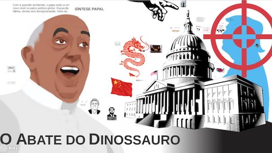 O Abate do Dinossauro 🦖  EGW, Biden e a China