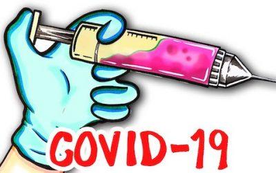 Vacina: Nova declaração da Conferência Geral e da Austrália. Dezembro 2020