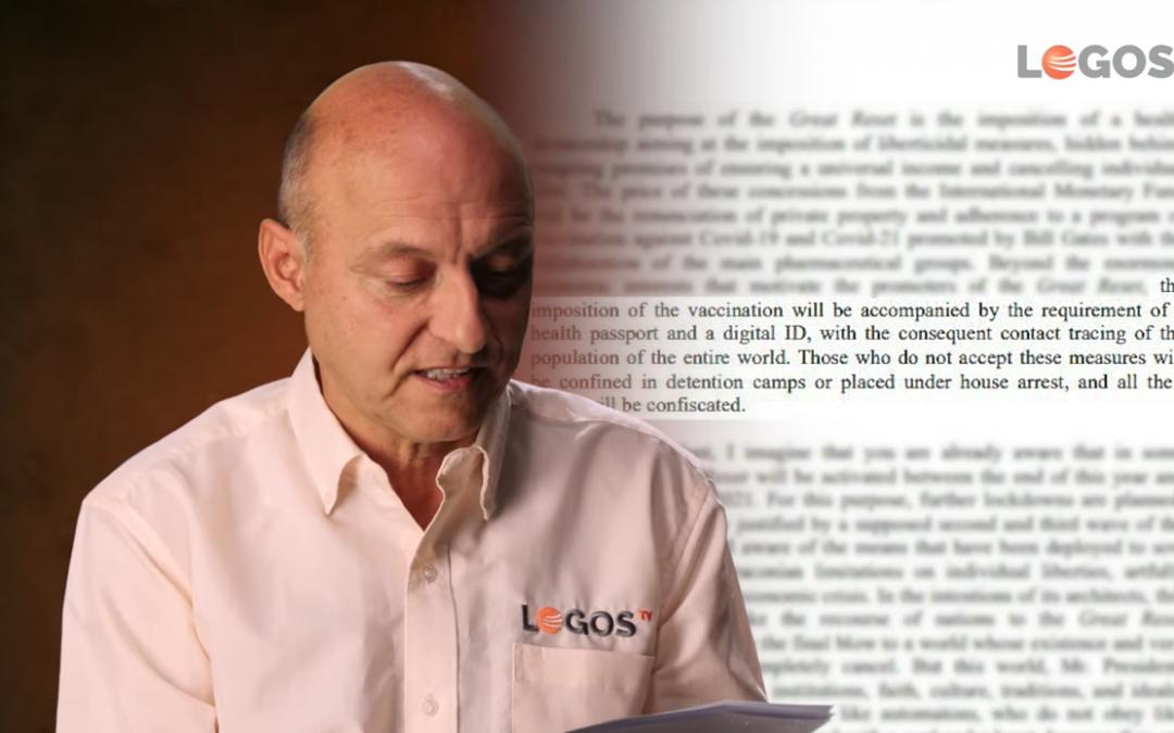 Surroca – O Reset e as Cartas de Viganò na Íntegra