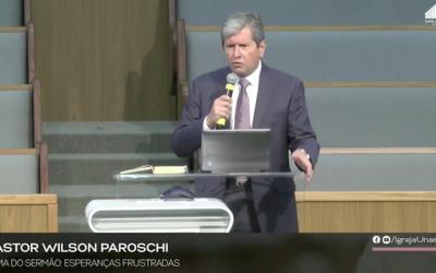Paroschi questiona narrativa oficial da pandemia e é censurado pela IASD
